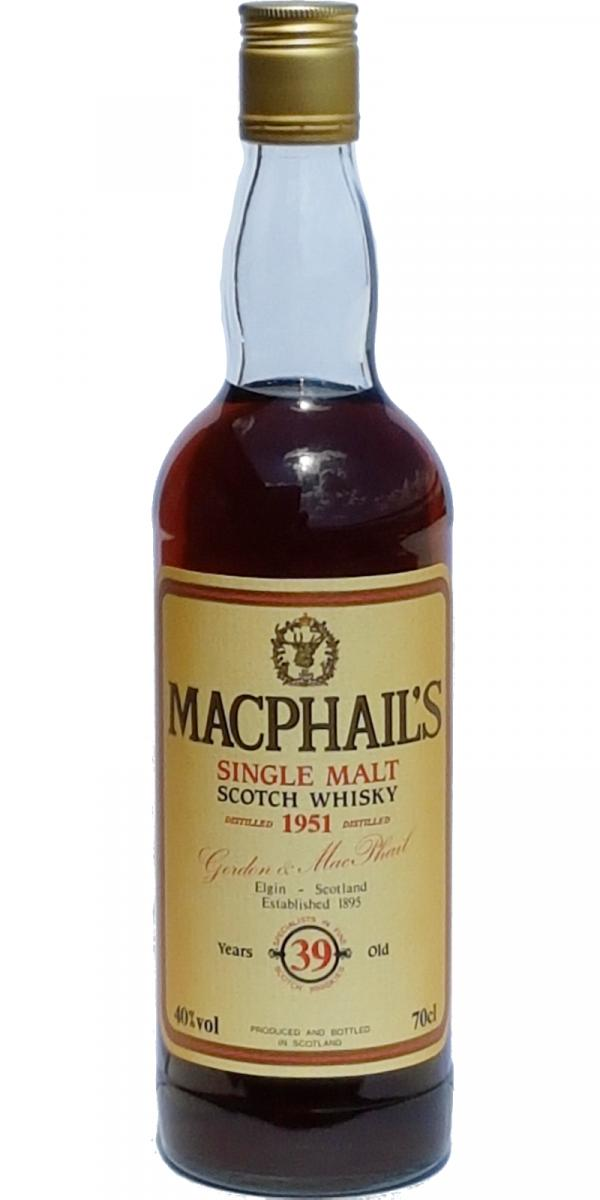 MacPhail's 1951 GM