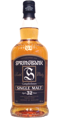 Springbank 32-year-old