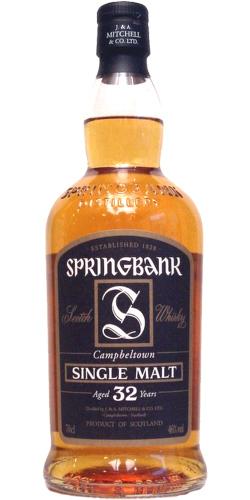Springbank 32-year-old