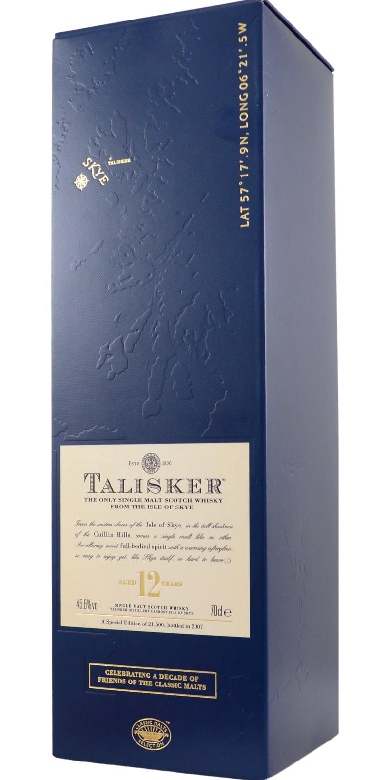 Talisker 12-year-old