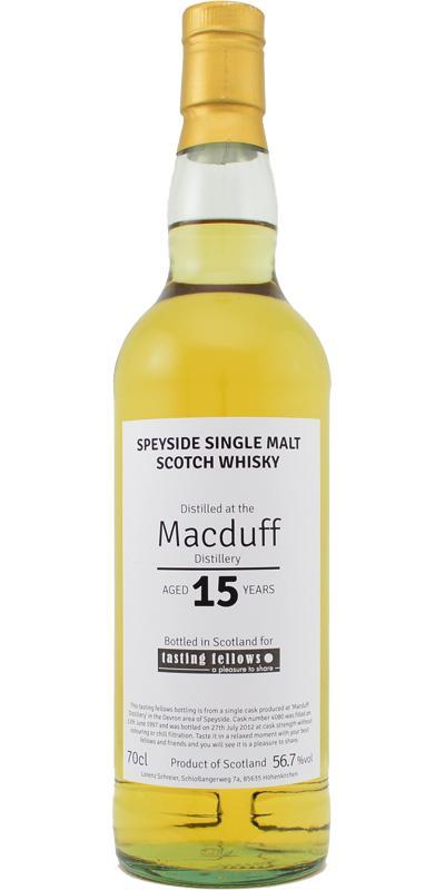 Macduff 1997 TF
