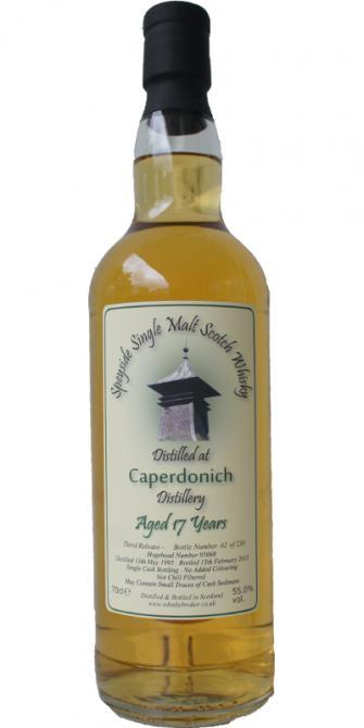 Caperdonich 1995 WhB