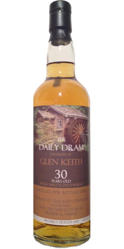 Glen Keith 1978 TDD