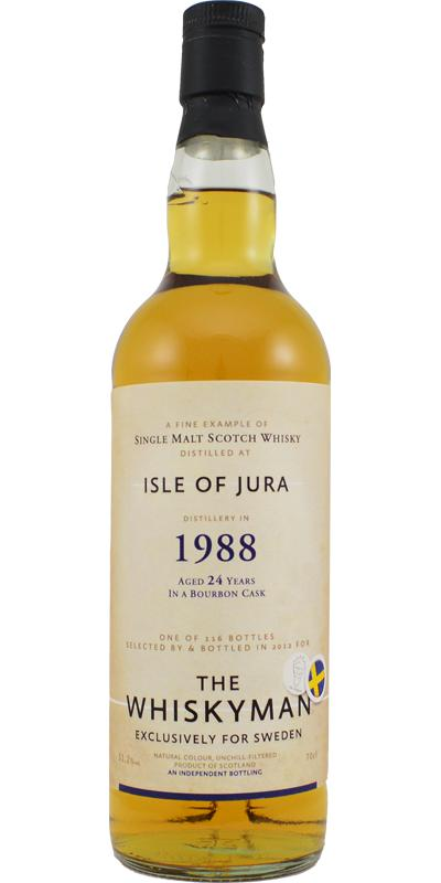 Isle of Jura 1988 TWm