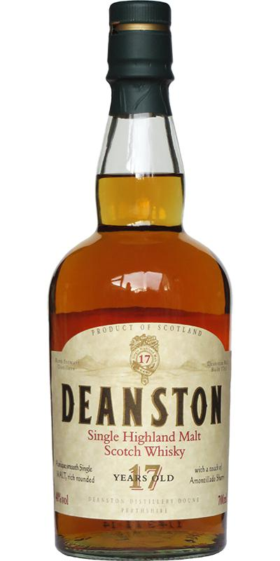 Deanston 17-year-old