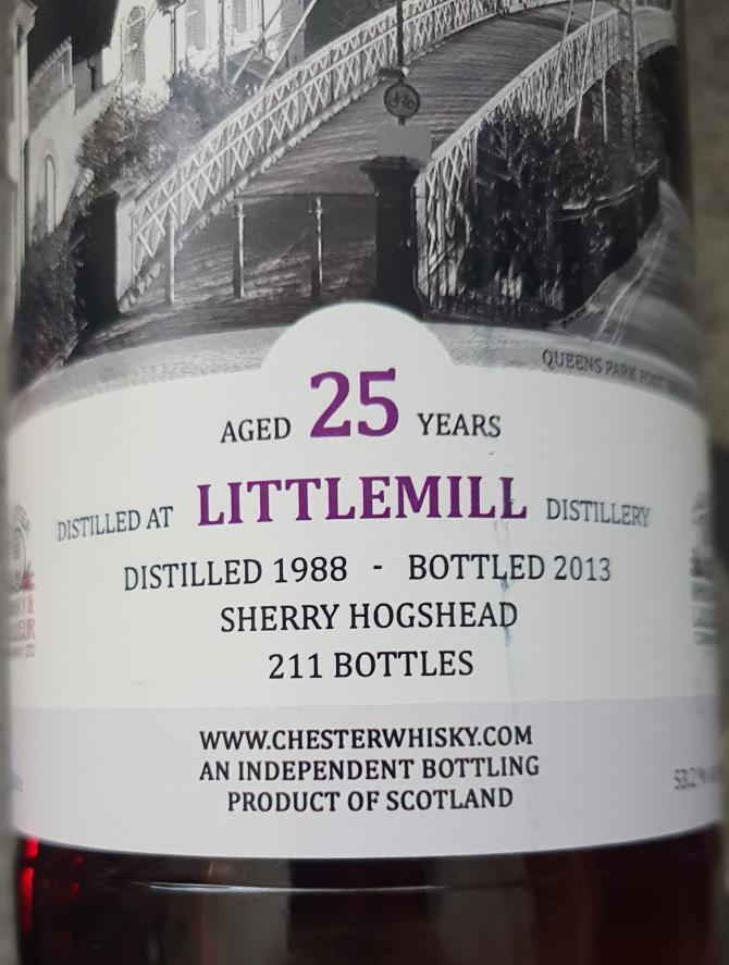 Littlemill 1988 CWL