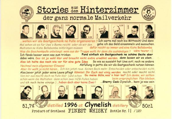 Clynelish 1996 FW