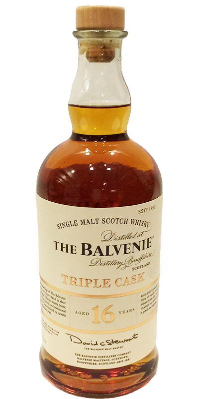 Balvenie 16-year-old