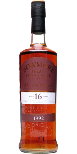 Bowmore 1992 Wine Cask