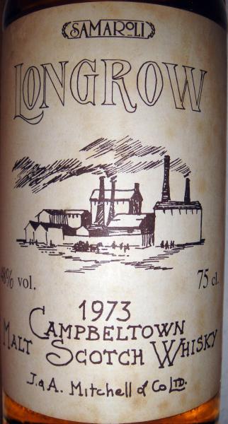 Longrow 1973 Sa