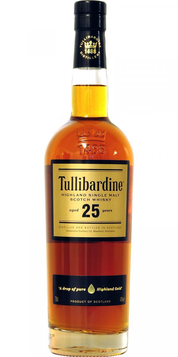 Tullibardine 25-year-old
