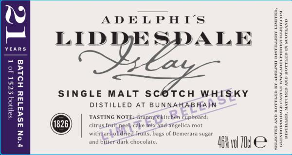 Liddesdale Release No. 4 AD