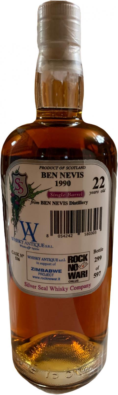 Ben Nevis 1990 SS