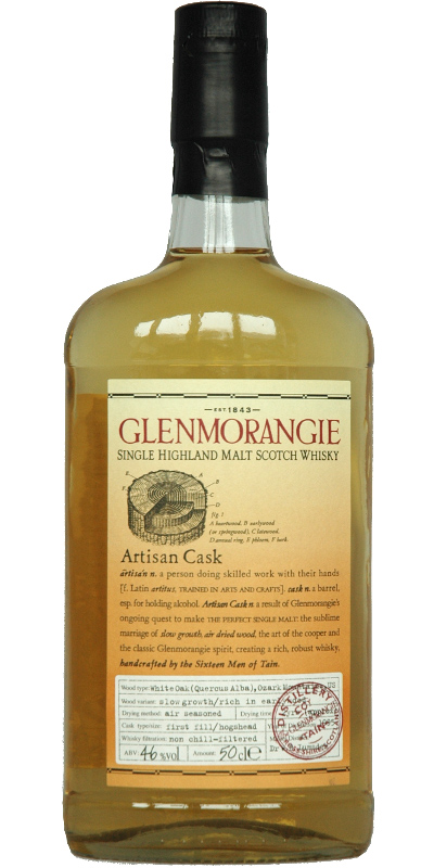 Glenmorangie Artisan Cask