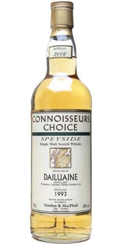 Dailuaine 1993 GM
