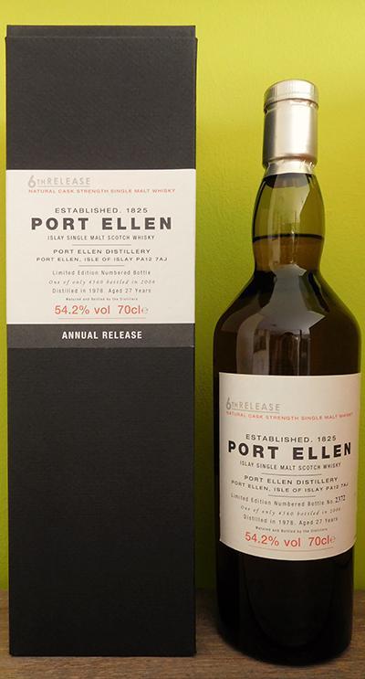 Port Ellen  6th Release