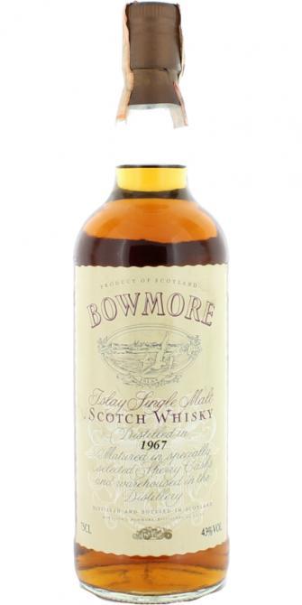 Bowmore 1967