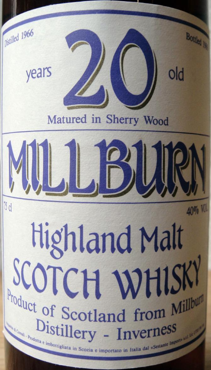Millburn 1966 Ses