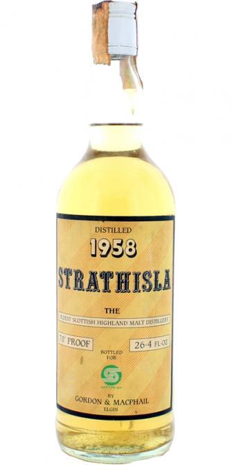 Strathisla 1958 GM