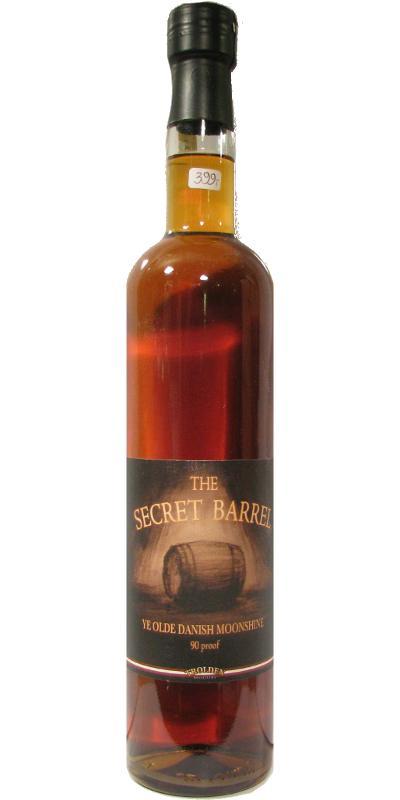 Trolden The Secret Barrel