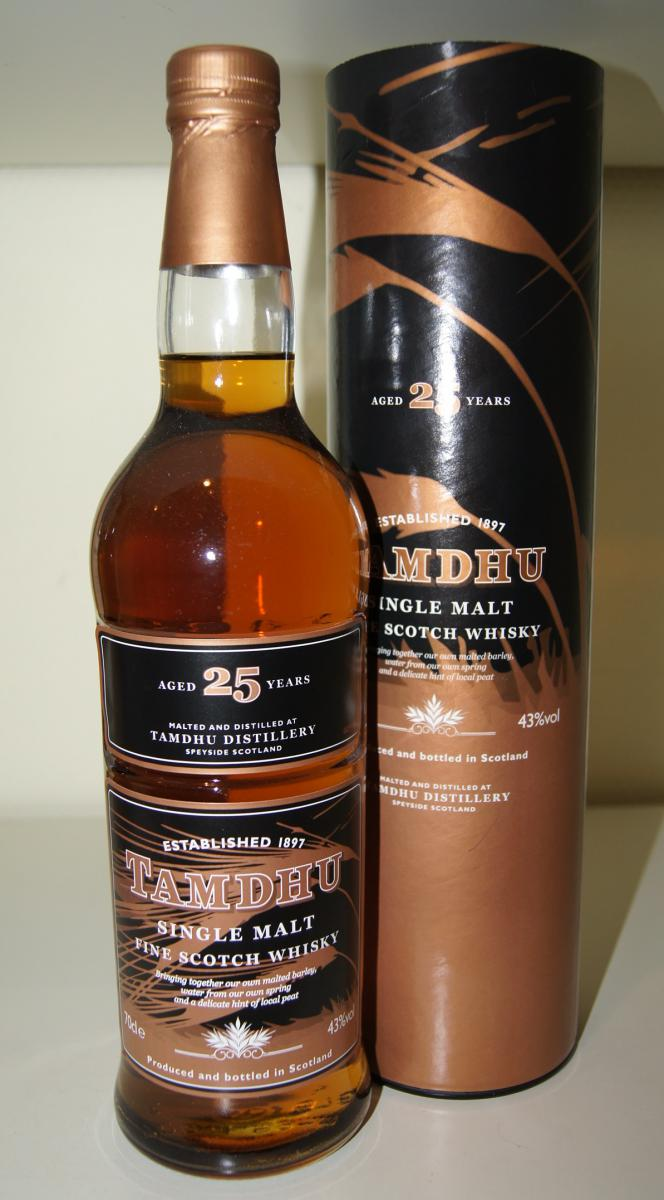 Tamdhu 25-year-old