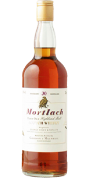 Mortlach 30-year-old GM