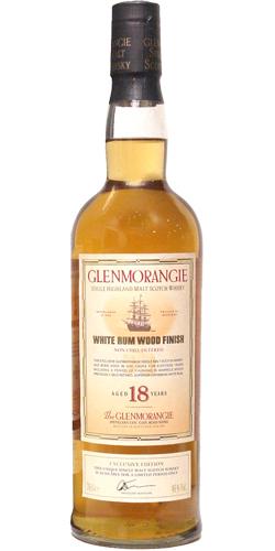 Glenmorangie White Rum Wood Finish