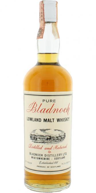 Bladnoch Pure Lowland Malt