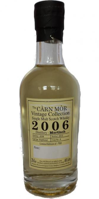 Mortlach 2006 CM