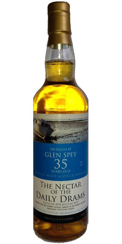 Glen Spey 1978 DD