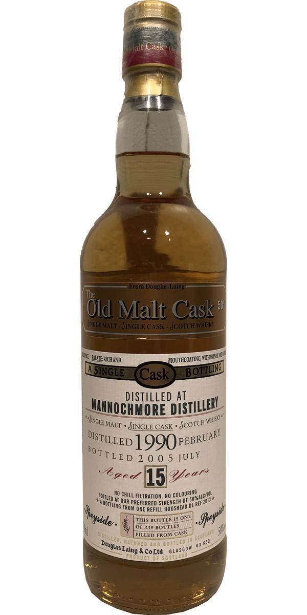 Mannochmore 1990 DL