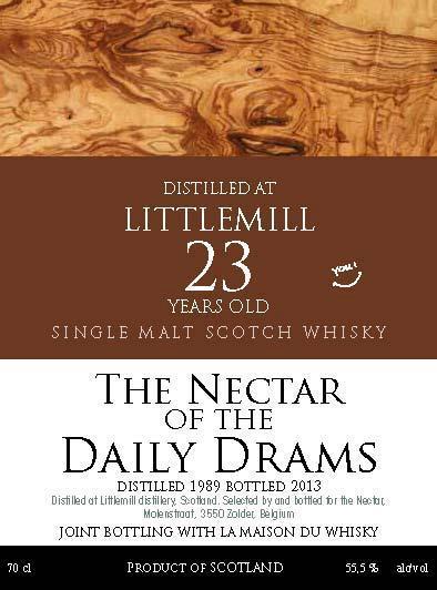 Littlemill 1989 DD