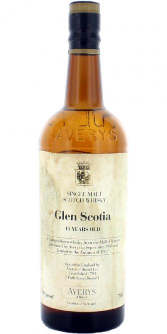 Glen Scotia 1968 Av