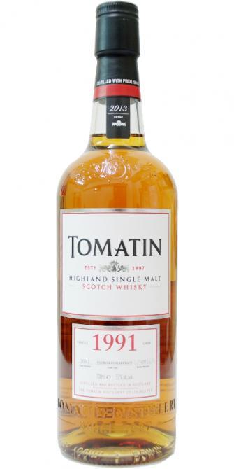 Tomatin 1991