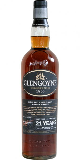 Glengoyne 21-year-old
