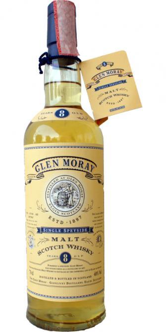 Glen Moray 08-year-old