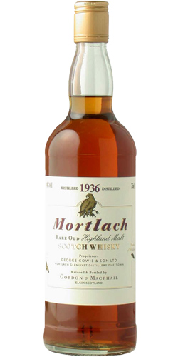 Mortlach 1936 GM