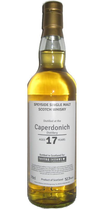 Caperdonich 1995 TF