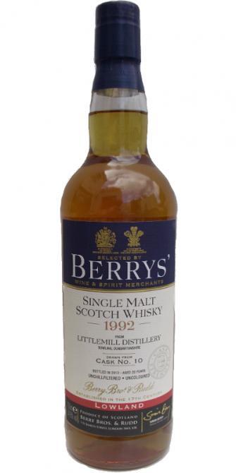 Littlemill 1992 BR