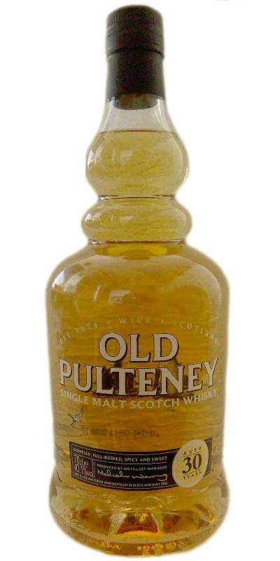 Old Pulteney 30-year-old