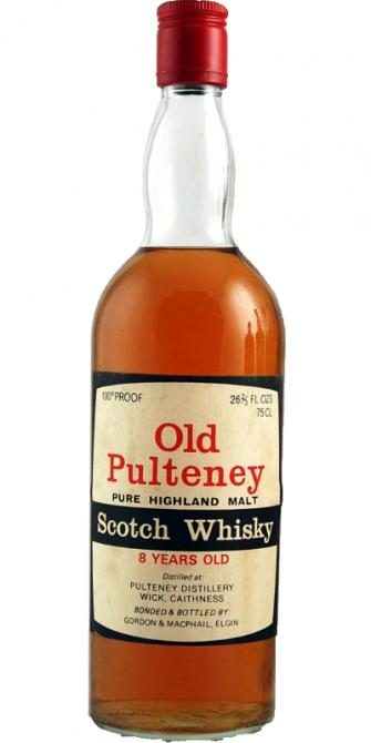 Old Pulteney 08-year-old GM