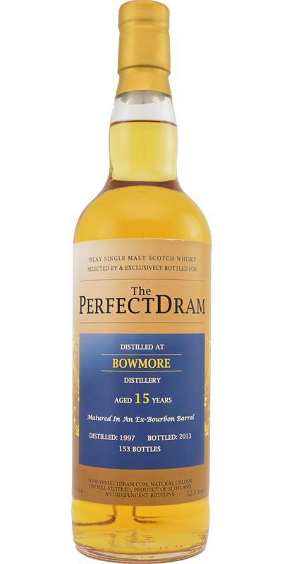 Bowmore 1997 TWA