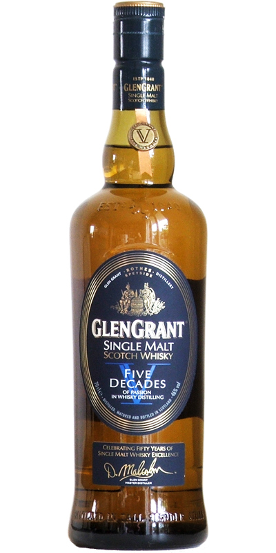 Glen Grant Five Decades
