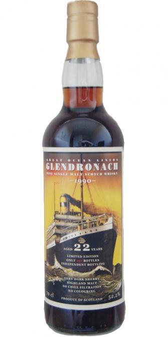 Glendronach 1990 JW