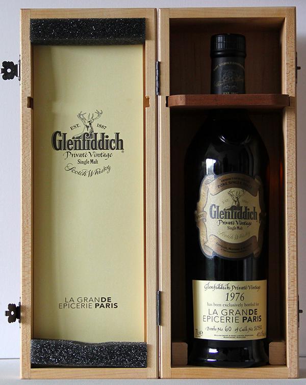Glenfiddich 1976