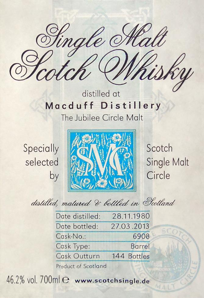 Macduff 1980 MC