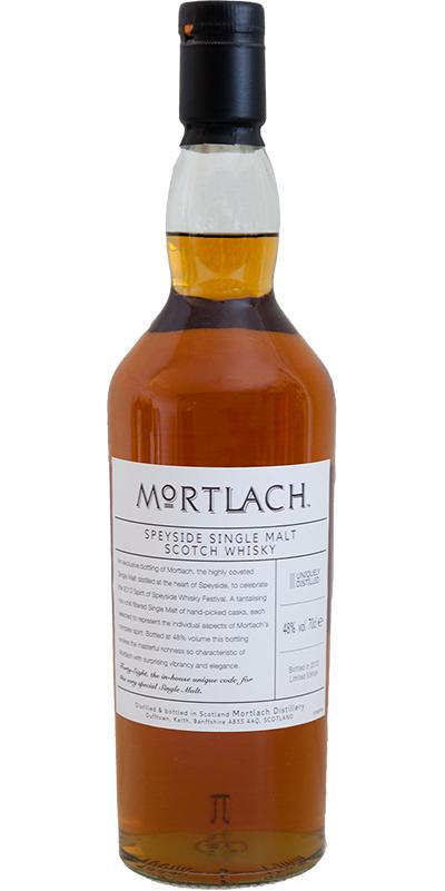 Mortlach Speyside Festival 2013