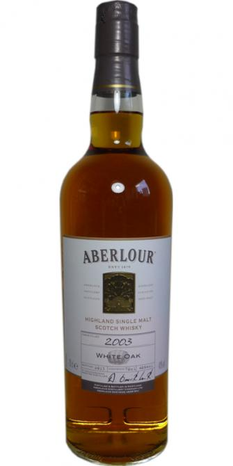 Aberlour 2003