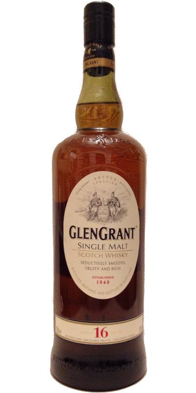 Glen Grant 16-year-old