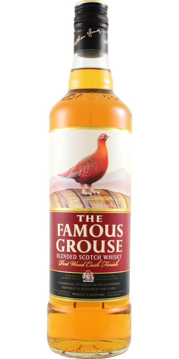 The Famous Grouse Port Wood Cask Finish